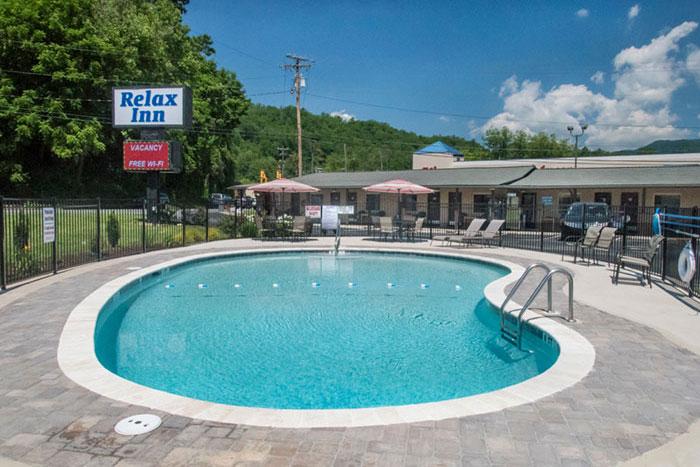 Bryson City Nc Motel Motorcycle Friendly Relax Inn